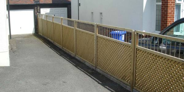 Walls and Fencing Panels